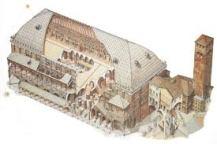 area archeologia palazzo della ragione